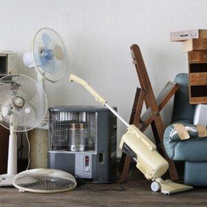 京都で粗大ごみ・不用品を処分する方法は?不用品回収業者の選び方