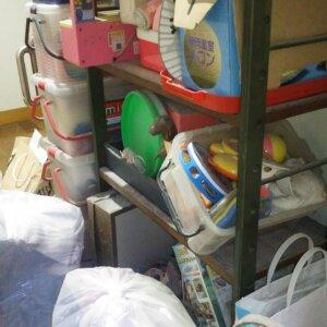 粗大ゴミ回収の作業前3